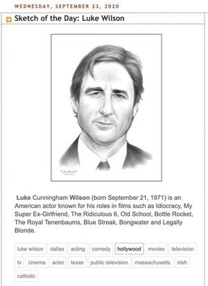 Luke Cunningham Wilson
