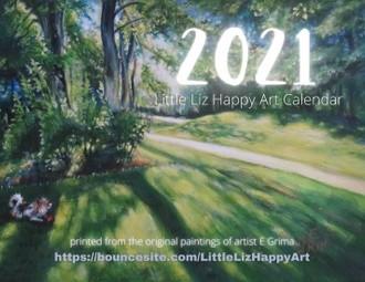 Little Liz Happy Art