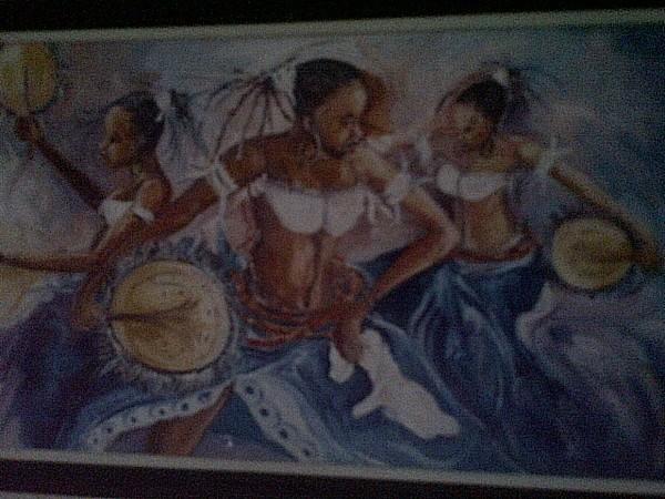 Virgin dancers