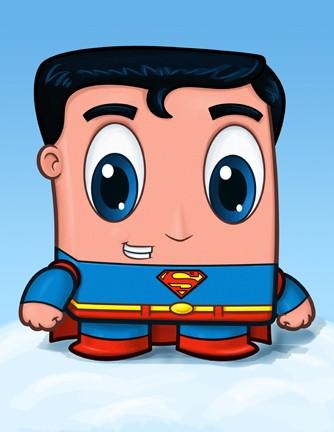 Square Superman