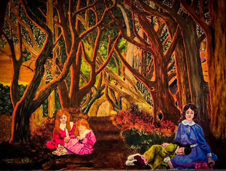 Victorian Woods