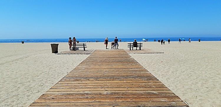 Santa Monica 2021...
