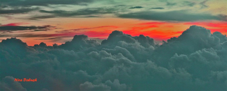Dramatic Sky & Clouds