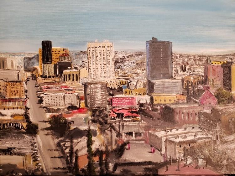 Downtown El Paso Tx