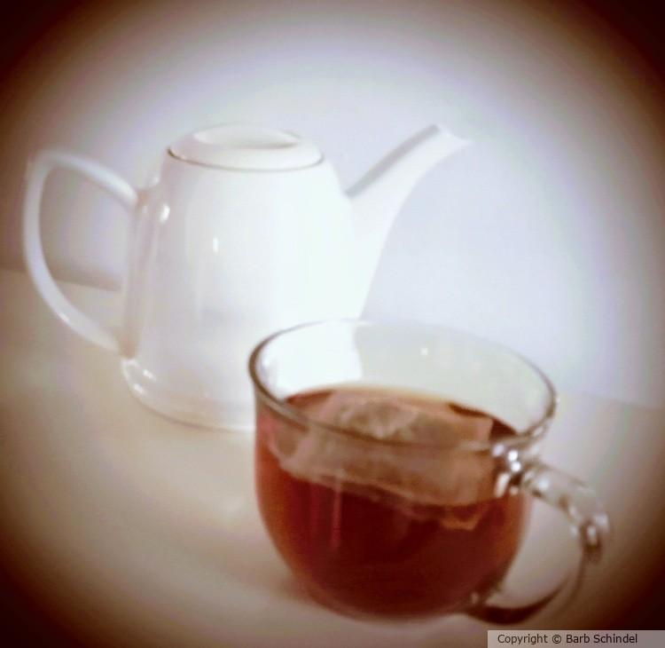 Tea from Tea Pot