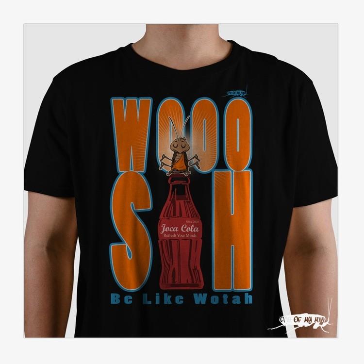 Woosah Cockroach Tshirt