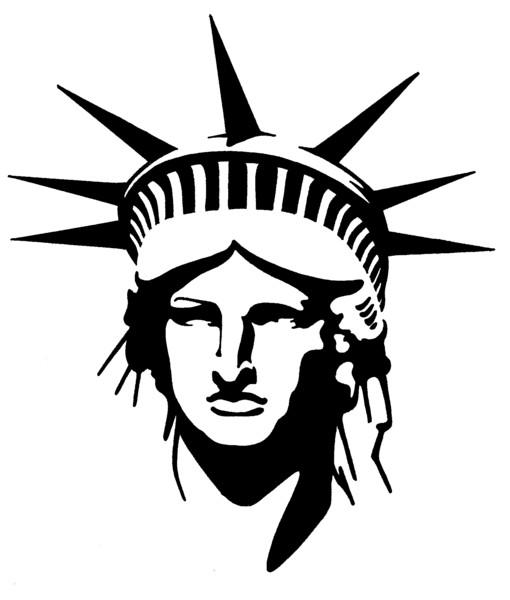 lady liberty by clinton yaws