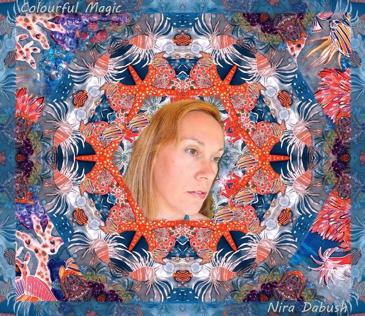 Self Portrait - The Artist, Designer