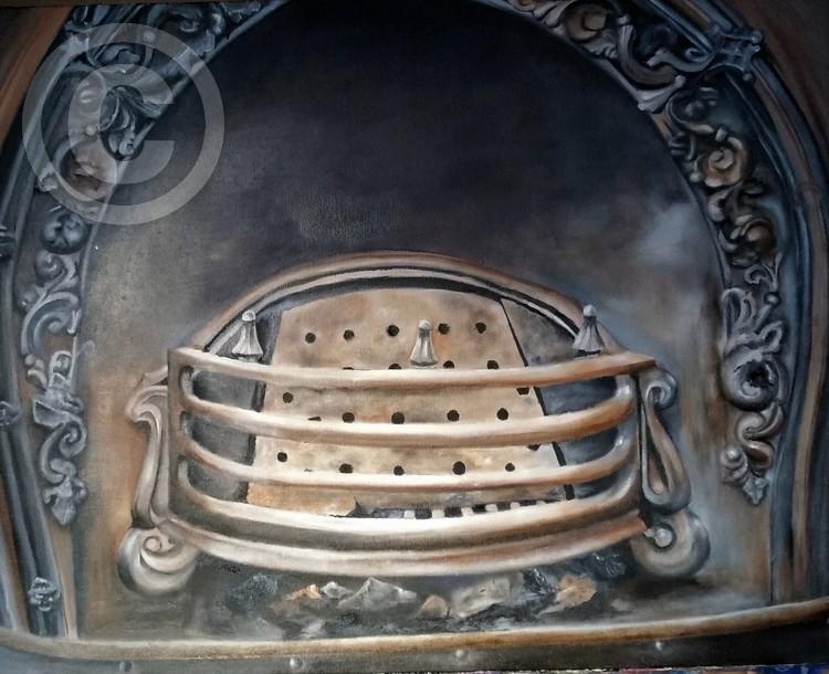 Arbor Gallery Fireplace