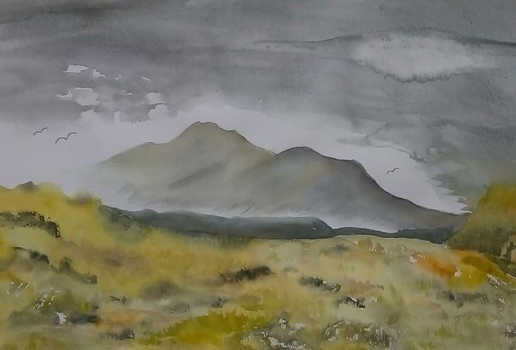 Drapuhlidarfjall Iceland