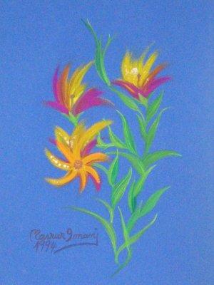 Finger flowers