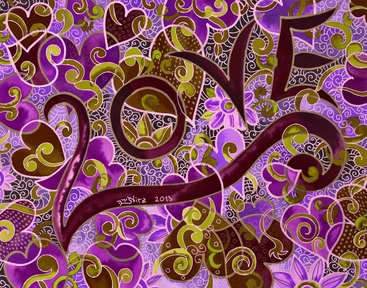 Vibration of REAL Love