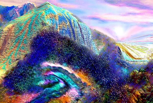 Mount of Visionaries V.14