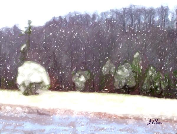 Snow Impression