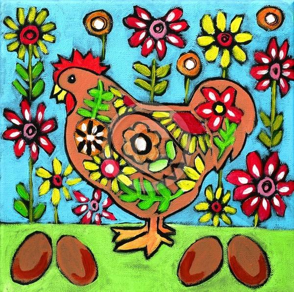 Chick Chick Chick Chick Chicken