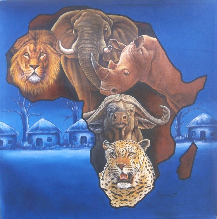 The Giants of Africa