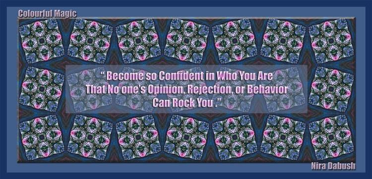 Full Belief in One Self