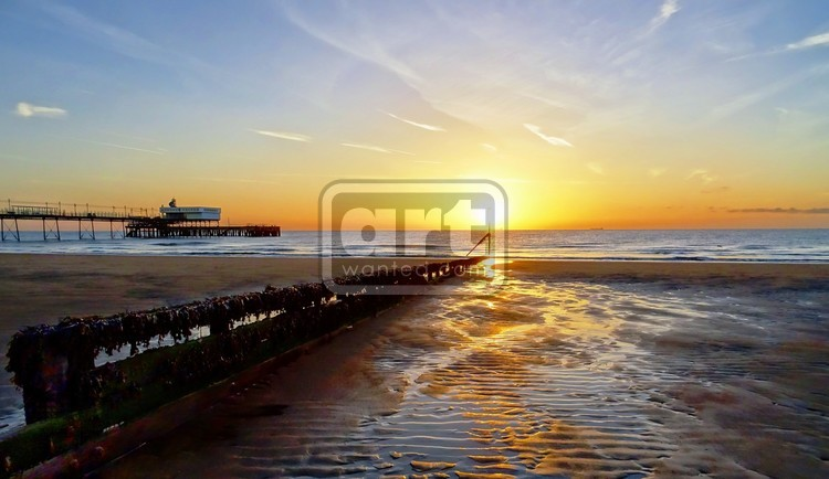 Sandown Bay Early Morning