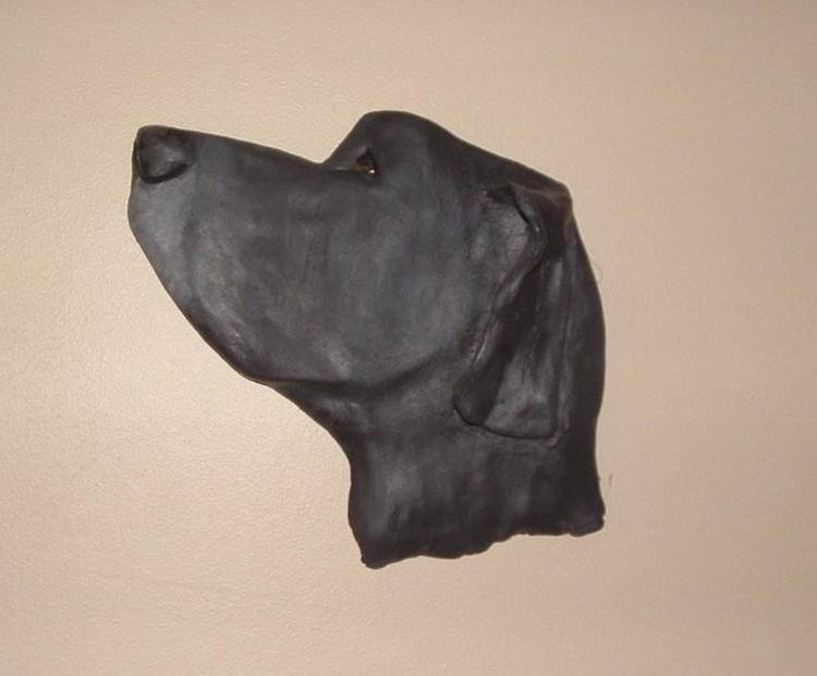Tasha Head in Clay