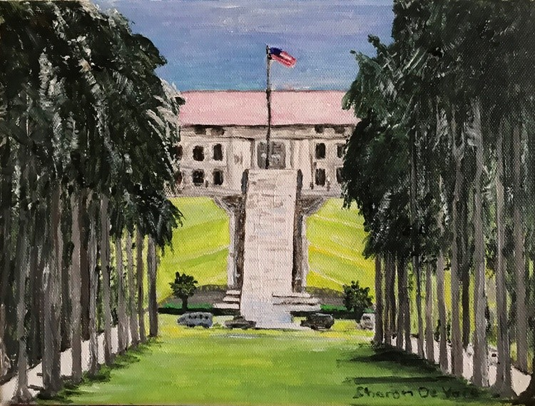 Goethals Monument, Admin Bldg, Prado Balboa CZ