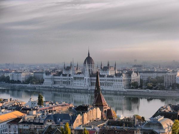 Budapest - Parliament