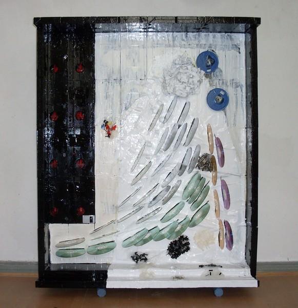 Willi Bambach, Vergewaltigung und Zerstueckelung der Braut der Vergangenheit, 2011