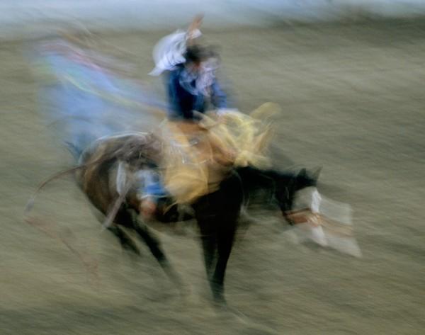 rodeo blur