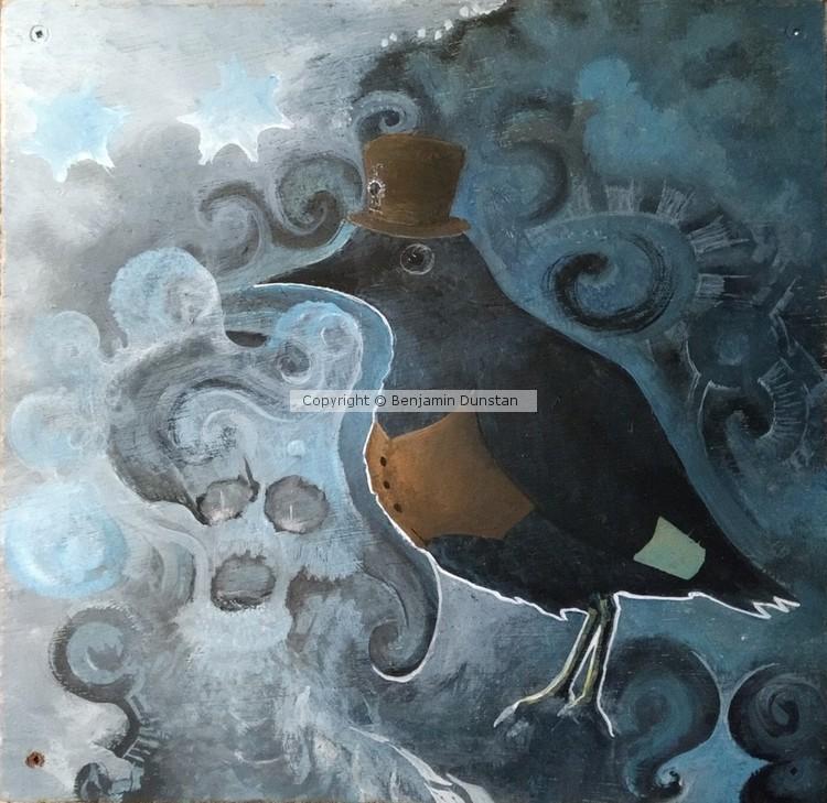 Bird-Steampunk