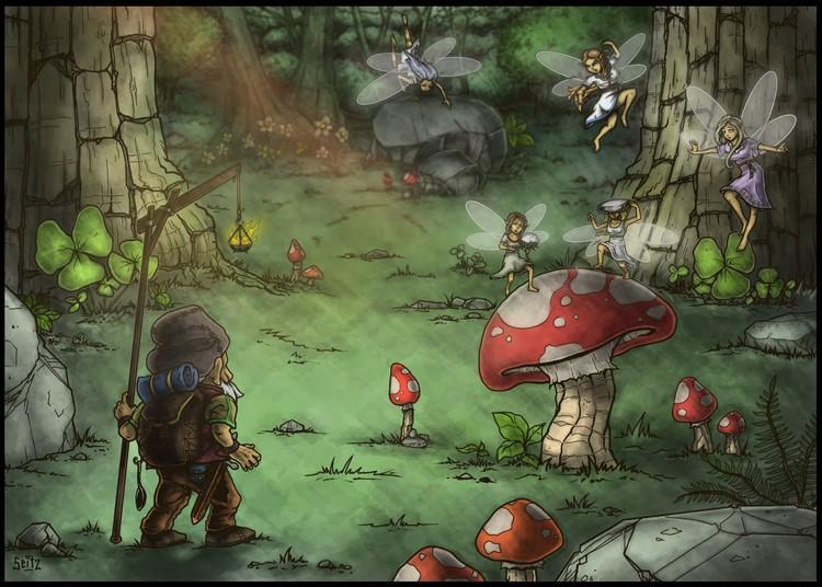 Gnome Traveler