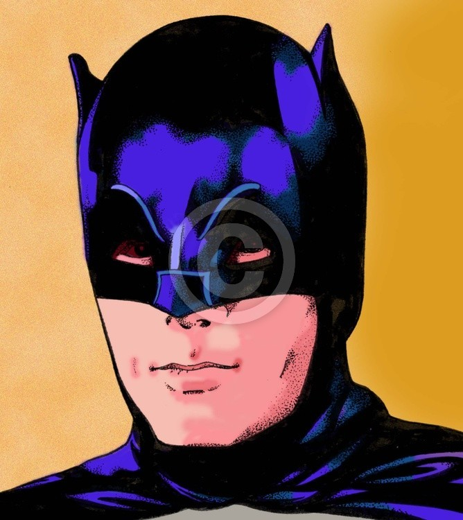 Batman: Adam West