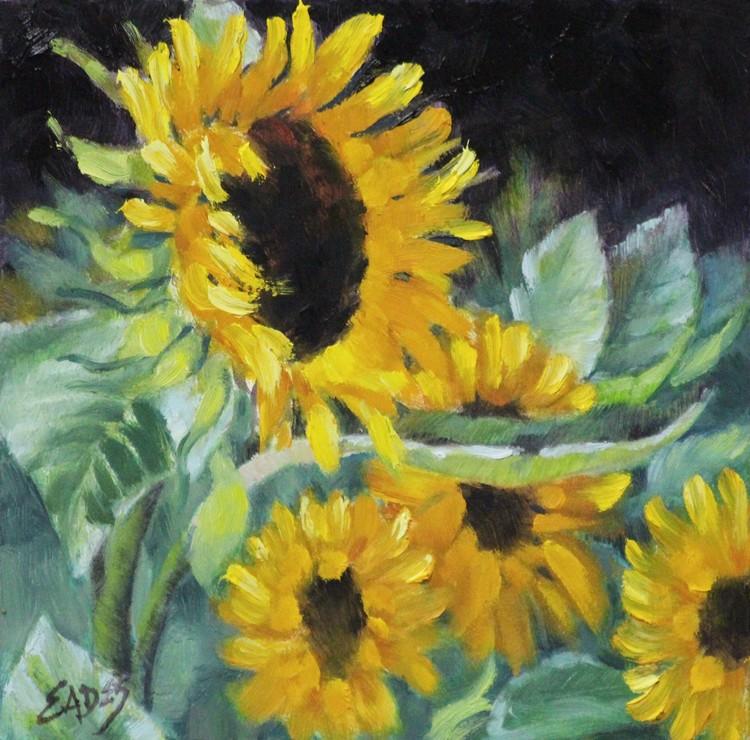 Sunflower Rage