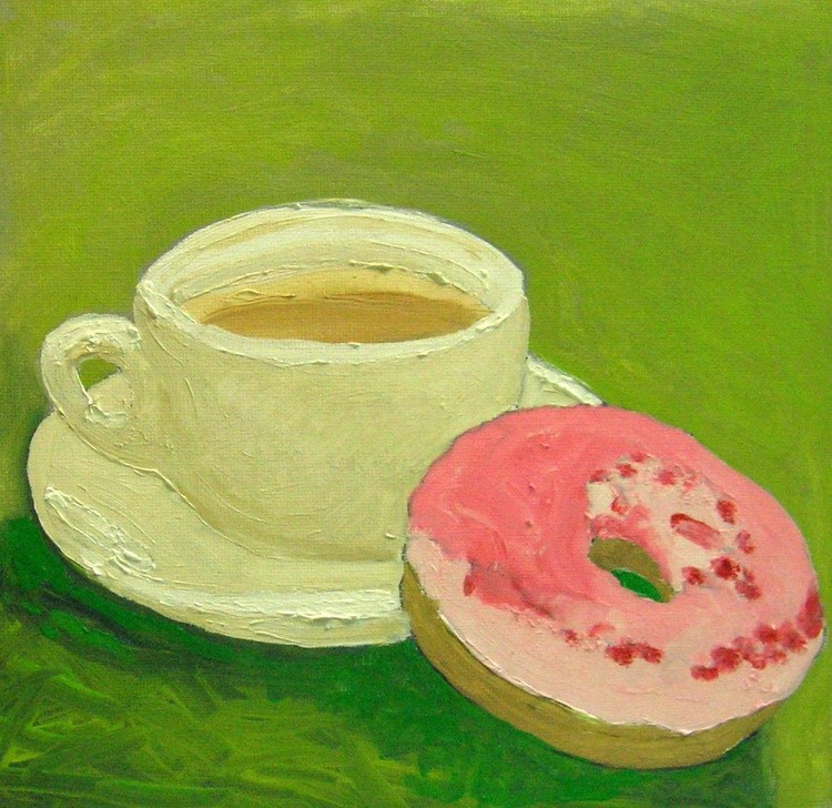 #12 StrawBerry & coffee
