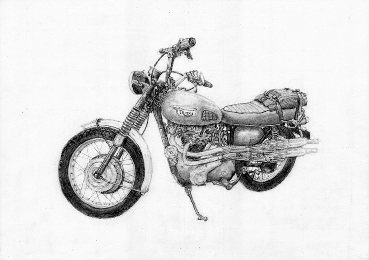 Triumph Motorcycle