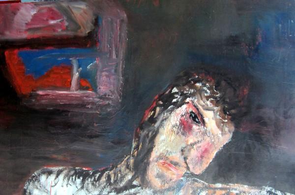 Crucifixion # 7