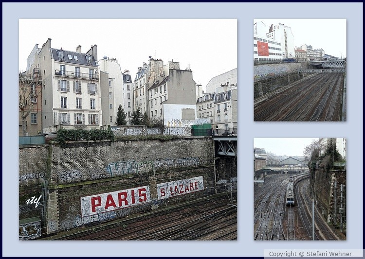 other side of Paris