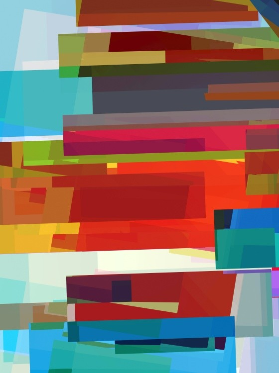 Abstract Composition 251