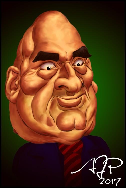 Bald Buddy (STYLE-B)