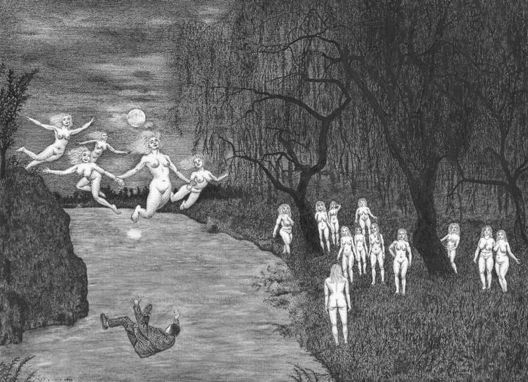 Le Maître et Marguerite : le sabbat