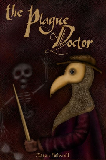 The Plague Doctor dummy book cover