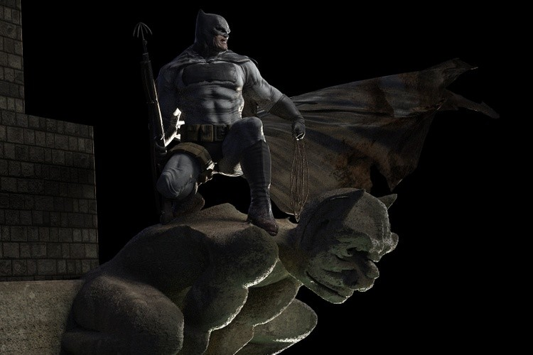 Dark Knight Gargoyle