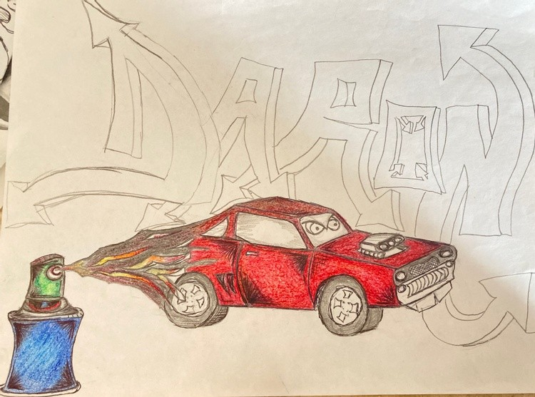 Flamecar