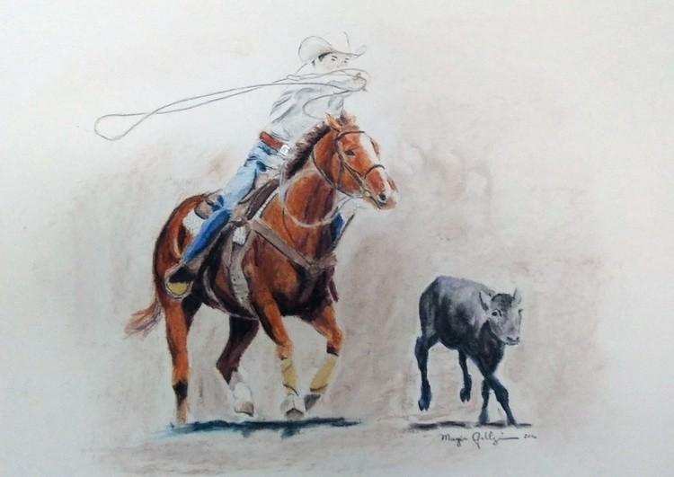 Calf roper2