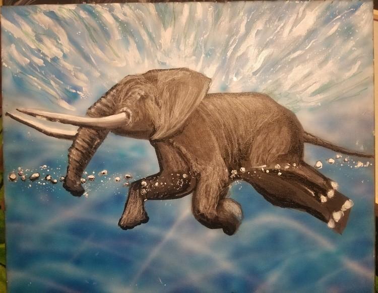 Elephant Vacation
