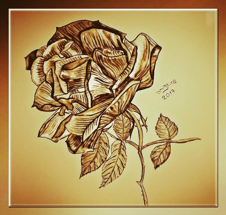 Inspired Rose