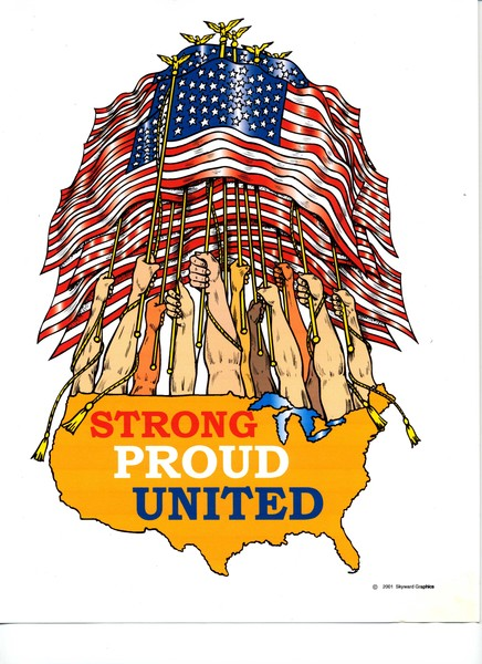Strong, Proud, United