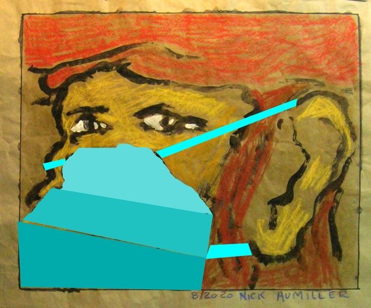 Johannes Van Monk - Masked