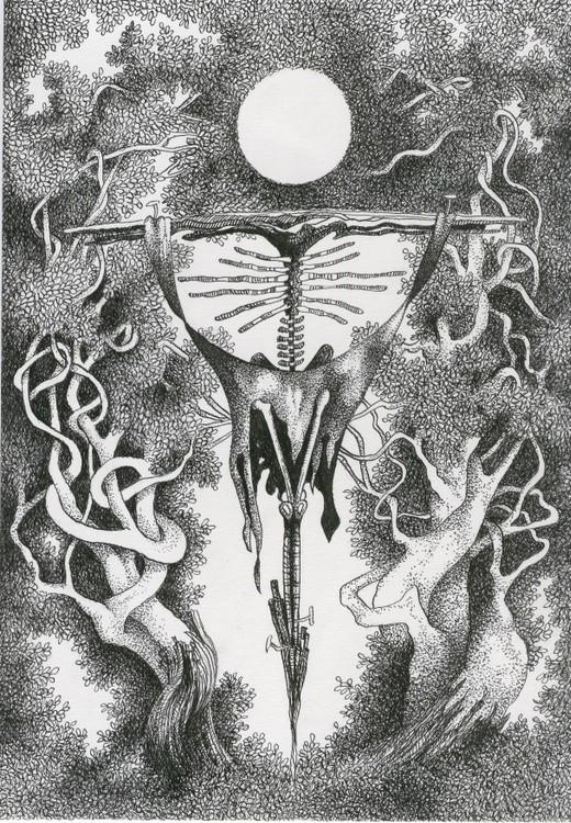 der Wald der ungeborenen Träume