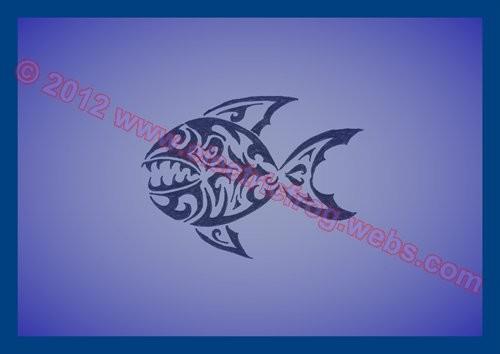 Tribal Fish #2
