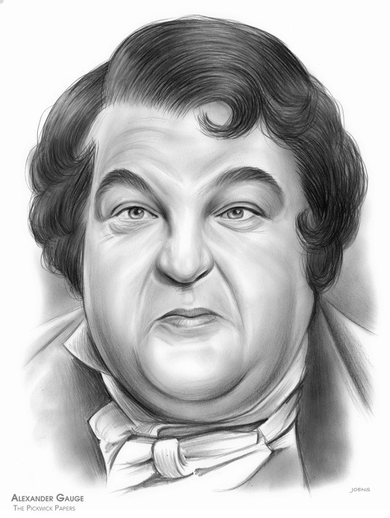 Sketch of the DayAlexander Gauge character actor1914-1960A British actor best known for playing Fria