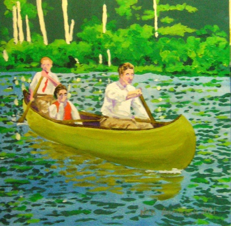 The'R.'Brothers- Afloat-#1
